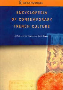 Encyclopedia of Contemporary French Culture (500 Tips)-ExLibrary