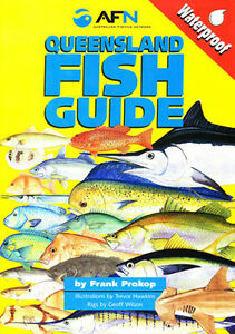 Queensland Fish Guide: Small waterproof Booklet new