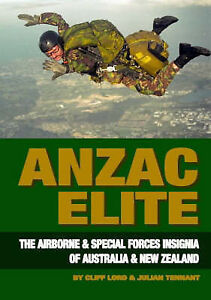 ANZAC ELITE - Special Forces Insignia of Australia & New Zealand - Lord/Tennant