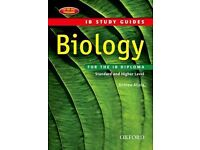 Biology for the International Baccalaureate diploma - IB study guide