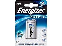 Energizer Ultimate Lithium 9v C1