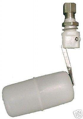 Plastic float valve ebay for Plastic water valve types