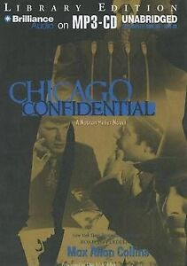 NEW Chicago Confidential (Nathan Heller Series) by Max Allan Collins