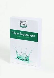 The-Common-English-Bible-New-Testament-Common-English-Bible-Used-Good-Book