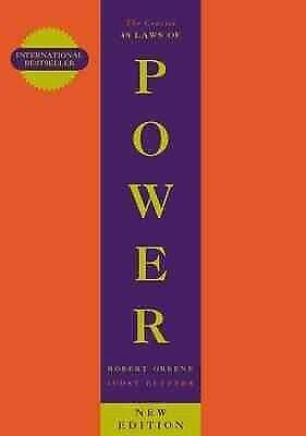 Concise 48 Laws of Power, Paperback by Greene, Robert; Elffers, Joost, Like N...