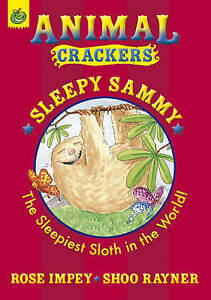 Sleepy Sammy (Animal Crackers),GOOD Book