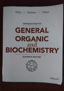 Intro to General Organic and Biochemistry Tanah Merah Logan Area Preview