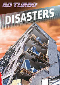 """VERY GOOD"" Scarborough, Kate, Disasters (EDGE: Go Turbo), Book"