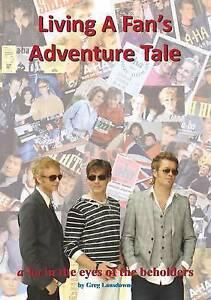 Living A Fan's Adventure Tale (Greg Lansdowne) Book A-Ha
