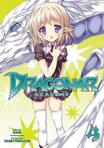 Dragonar Academy, Volume 4 by Mizuchi, Shiki -Paperback