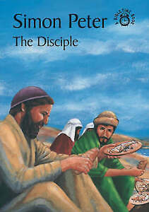 Simon Peter: The Disciple (Bible Time), MacKenzie, Carine, Very Good Book