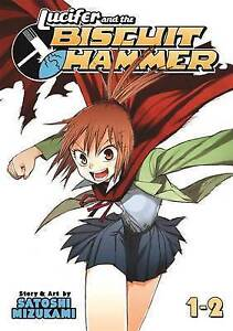 Lucifer and the Biscuit Hammer Vol. 1-2, Very Good Condition Book, Satoshi Mizuk