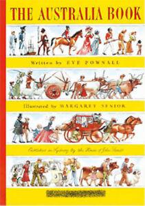 The Australia Book by Eve Pownall, Margaret Senior (Hardback, 2008)