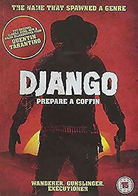 Django, Prepare A Coffin [DVD], , Used; Very Good DVD