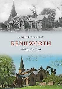 Cameron-Kenilworth Through Time  BOOK NEW