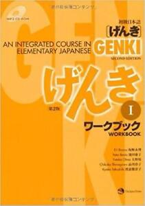 Genki An Integrated Course in Elementary Japanese Workbook 2nd Edition