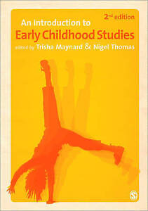 (Very Good)-An Introduction to Early Childhood Studies, 2nd Edition (Paperback)-