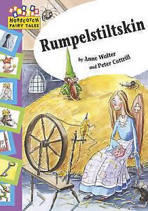 Walter, Anne, Rumpelstiltskin (Hopscotch Fairy Tales), Very Good Book