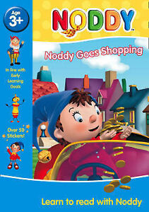 Enid Blyton Learn to Read with Noddy - Noddy Goes Shopping Very Good Book