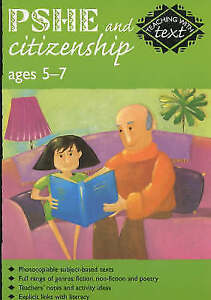 Good-043902000X-PSHE-and-Citizenship-5-7-Years-Teaching-with-Text-Barbera-Ja