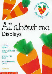 All About Me (Themes On Display), Evans, Jean, Used; Good Book