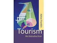 4 Degree level Textbooks on Tourism, Sustainability and Environmental issues