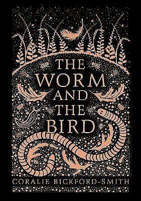 The WORM and the BIRD  by Coralie Bickford-Smith  9781846149221  FREE SHIP to OZ