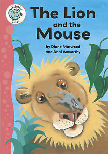 The-Lion-and-the-Mouse-Tadpoles-Tales-Marwood-Diane-New-Book