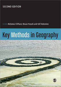 Key Methods in Geography by SAGE Publications Ltd (Paperback, 2010)