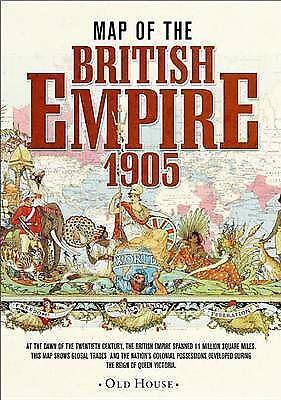 British Empire Map  eBay