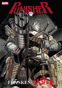 NEW The Punisher: Franken-Castle by Rick Remender