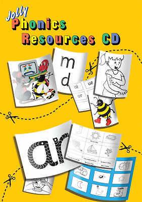Jolly Phonics Resource: Resources CD, Lloyd, Sue, Wernham, Sara, New