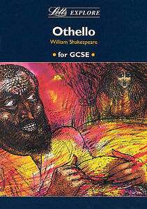"""AS NEW"" Letts Explore ""Othello"" (Letts Literature Guide), Martin, Stewart, Book"