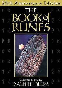 NEW The Book of Runes, 25th Anniversary Edition by Ralph H. Blum
