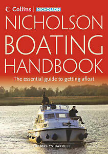 Nicholson Boating Handbook by Nicholson Paperback 2007 - <span itemprop='availableAtOrFrom'>Belper, Derbyshire, United Kingdom</span> - Nicholson Boating Handbook by Nicholson Paperback 2007 - Belper, Derbyshire, United Kingdom