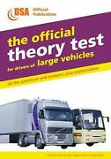 Theory Test Large Vehicles