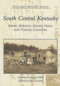 USED (VG) South Central Kentucky:  Adair, Barren, Green, Hart  and  Taylor  Coun