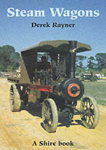 STEAM-WAGONS-Shire-transport-history-amp-design-book-NEW