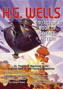 H. G. Wells: Collectors Book of Science Fiction-ExLibrary