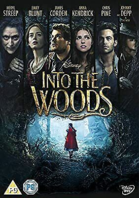 Into The Woods DVD, , Used; Very Good DVD