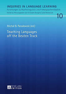 Teaching Languages Off The Beaten Track  9783631648292
