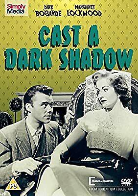 Cast A Dark Shadow [DVD], , Used; Good DVD