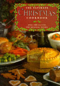 The Ultimate Christmas Cookbook, Various, Very Good Book