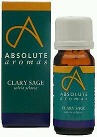 Clary Sage Essential Oil 10 mL