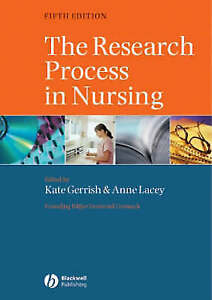 The Research Process in Nursing: Fifth Edition, , Very Good Book