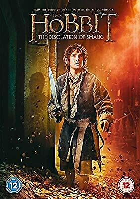 The Hobbit: The Desolation of Smaug [DVD] [2013], , Used; Very Good DVD