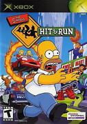 Simpsons Hit and Run Games