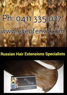 100 IMPORTED FROM RUSSIA BEST RUSSIAN HAIR EXTENSIONS SYDNEY