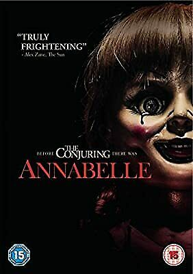 Annabelle [DVD] [2014], , Used; Good DVD
