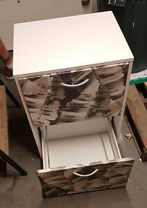 2 drawer cabinet - deep drawers Norman Park Brisbane South East Preview